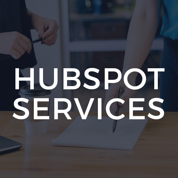HUBSPOT SERVICES black